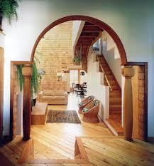 Interior House Decoration Ideas Square Columns Square Column Built By Battaglia Homes Home