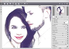 drawn software akvis pencil and in color drawn software akvis
