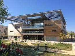 bureau d architecture cultural and social center of valence bureau architecture