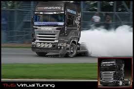 scania truck scania truck racing by tmsvirtualtuning on deviantart
