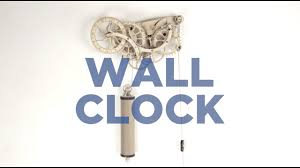 Mantle Clock Kits Mechanical Clock Kit Build Your Own Mechanical Wooden Clock