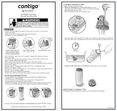 contigo autoseal aria 2 14oz stainless steel travel mug 1 black 1