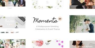 moments a multipurpose wedding celebration event theme by