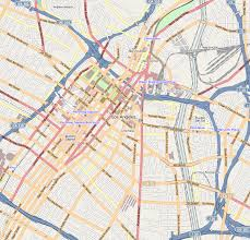 map of downtown los angeles file downtown los angeles map png wikimedia commons