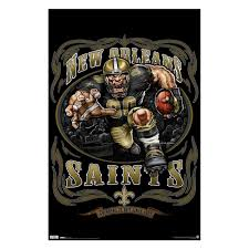 new orleans saints running back 10 wall poster