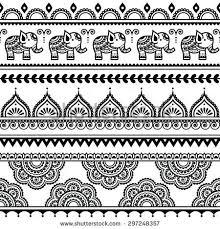 Indian Art Tattoo Designs The 25 Best Indian Tattoos Ideas On Pinterest Native Indian