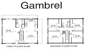2 Story Log Cabin Floor Plans Gambrel House Floor Plans Google Search Ideas For The House