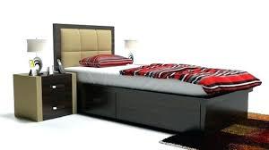 Modern Single Bedroom Designs Modern Single Bed Designs With Storage Stunning Single Bed Frame