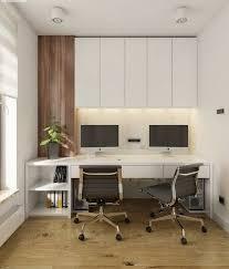 amenagement bureau design interieur aménagement bureau maison 2 personnes fauteuils