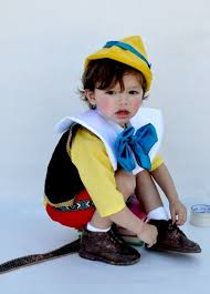 Halloween Costumes Kids Boys Pinocchio Halloween Costume Kid Boy Zorraindina Artfire