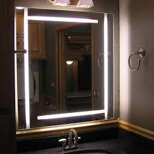 bathroom mirrors with built in tvs by seura vanity decoration