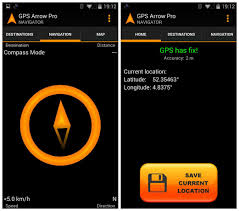 gps apk gps arrow navigator pro v1 36 apk is here novahax