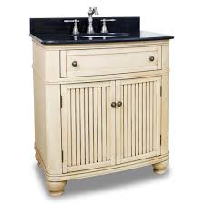 how to design a distressed bathroom vanity