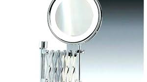 wall mounted hardwired lighted makeup mirror wall mounted hardwired lighted makeup mirror best lighted makeup