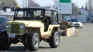 jeep kaiser custom willys jeep cj5