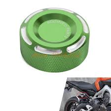 motorcycle rear brake reservoir cap for kawasaki z300 z750 z800