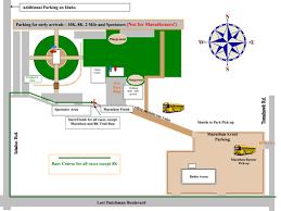 Map Of Boston Marathon Course by Lost Dutchman Marathon Course