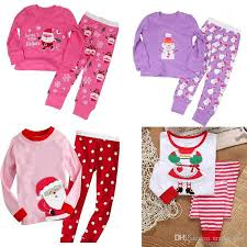baby pajamas suits costumes 100 cotton children t