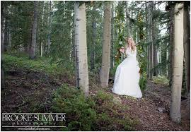 colorado photographers colorado wedding photographers an intimate forest wedding