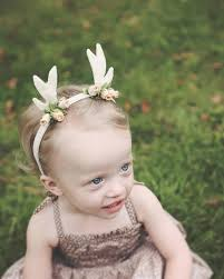 fawn headband diy felt deer antler headband