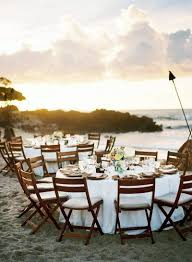 Simple Wedding Ideas Simple Wedding Table Setting On The Beach Fab Mood Wedding
