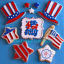 pictures of the fourth of july fourth of july cookie