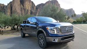 nissan blue truck 2016 nissan titan xd 10 things you need to know autotrader ca