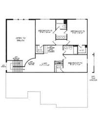 jack and jill bathroom floor plan with a separate area for both