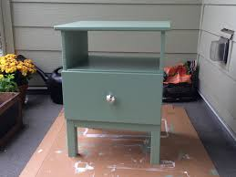 Nightstand Ideas by My First Ikea Hack Started With The Unfinished Pine Tarva