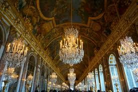 versailles chandelier a day trip to the château de versailles mint notion