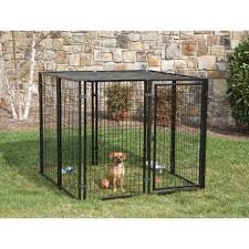 fencemaster cottageview dog kennel petco