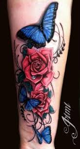 these colors just pop right the arm and the roses sooooo