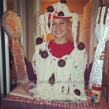 homemade halloween costumes for adults cool diy spaghetti costume diy halloween costume
