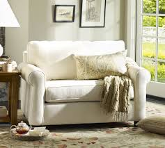 pottery barn chair and a half slipcover remarkable sleeper sofas buchanan roll arm upholstered