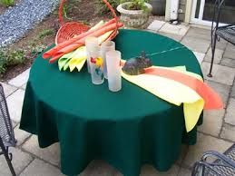 tablecloth for patio table with umbrella excellent round tablecloth outdoor living tablecloths easy care long