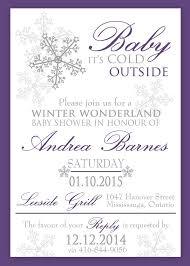 templates inexpensive free printable winter baby shower