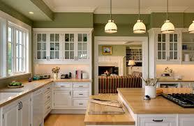 Olive Green Kitchen Cabinets Green Kitchen Walls Kitchen Traditional With Britain Door Kitchen