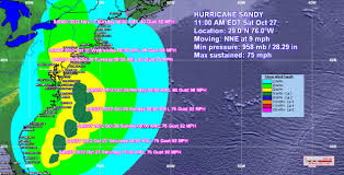 Hurricane Tracking Map Hurricane Sandy Special Forecast Synopsis U2026oct 27 2012 U2026issued 3