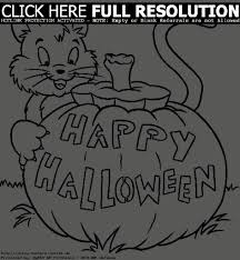 free coloring pages halloween u2013 fun for halloween