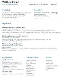 ui designer resume ux designer resume resume for study