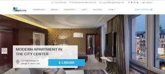 Top Selling Real Estate Themes For WordPress  DesignOrbital - My home furniture