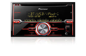 fh x720bt 2 din cd receiver with mixtrax bluetooth siri