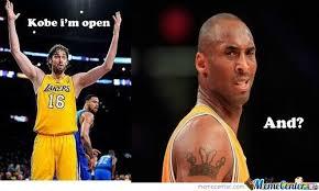 Kobe Memes - c mon kobe meme by maza k vich memedroid