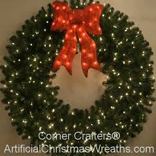 cordless lighted wreath s battery lighted