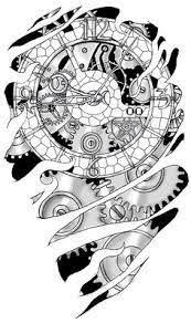 113 best clock tattoo images on pinterest clock tattoos tattoo