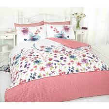 Floral Duvets Buy Luella Coral Pink Cotton Duvet Cover More Duvets Are Available