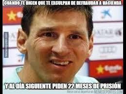 Memes De Lionel Messi - los mejores memes de la sentencia a prisi祿n a lionel messi la