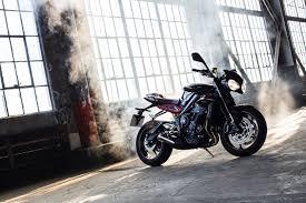 street r triumph u2013 idee per l u0027immagine del motociclo