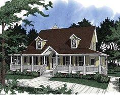 plan 58304sv complete wrap around porch porch country