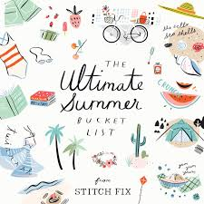the ultimate summer bucket list stitch fix style